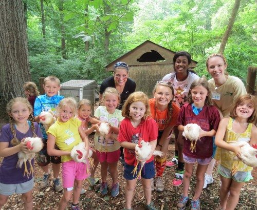 Triple C Day Camp; Summer Activities in Charlottesville